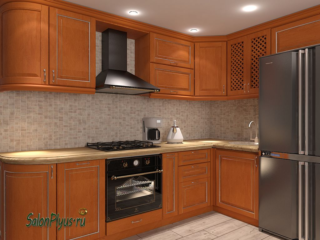 Kitchen from the array 5