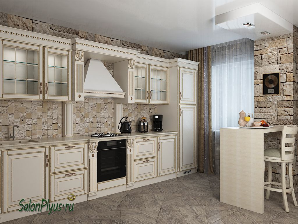 Kitchen from the array 36
