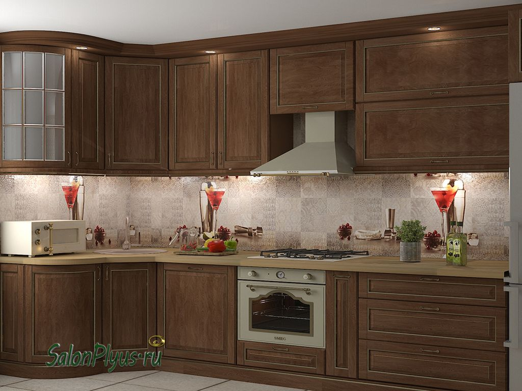 Kitchen from the array 6